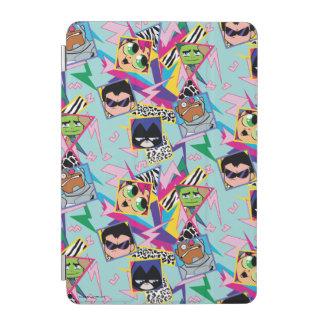 Cubierta De iPad Mini ¡Los titanes adolescentes van! los años 90 retros