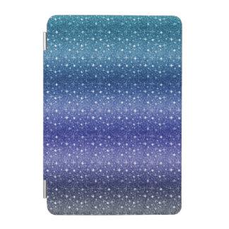 Cubierta De iPad Mini Mini cubierta elegante del iPad azul especial