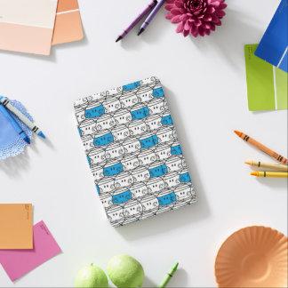 Cubierta De iPad Mini Modelo azul de Sr. Bump el  