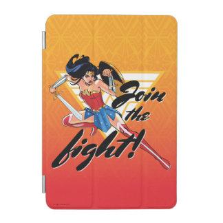 Cubierta De iPad Mini Mujer Maravilla con la espada - únase a la lucha