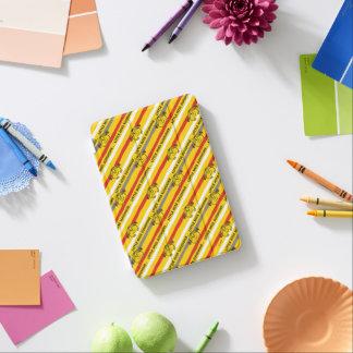 Cubierta De iPad Mini Pequeña Srta. Sunshine el   rojo, modelo amarillo