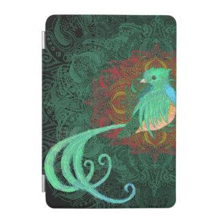 Cubierta De iPad Mini Quetzal rizado