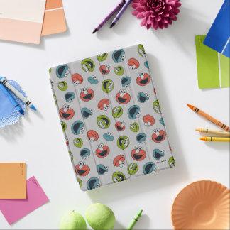 Cubierta De iPad Modelo del equipo del Sesame Street el | All Star