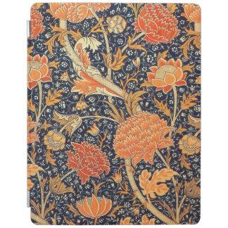 Cubierta De iPad Modelo floral de Nouveau del arte de William