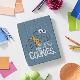 Cubierta De iPad Monstruo de la galleta el | yo apenas aquí para