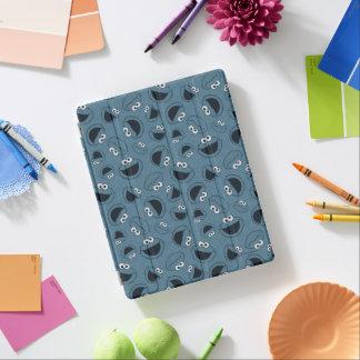 Cubierta De iPad Monstruo de la galleta el | yo modelo hambriento