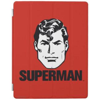 Cubierta De iPad Muchacho de la raya - superhombre 2