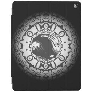 Cubierta De iPad Ojo con el alumno hipnótico (o lo que usted ve)