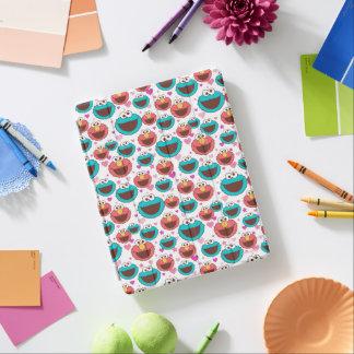 Cubierta De iPad Paz de Elmo y del monstruo el | de la galleta y
