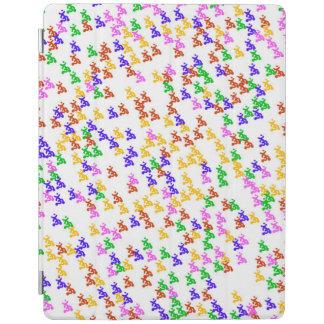 Cubierta De iPad Plantilla del mantra 108 de GOODLUCK OM diy