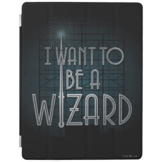 Cubierta De iPad Quiero ser mago