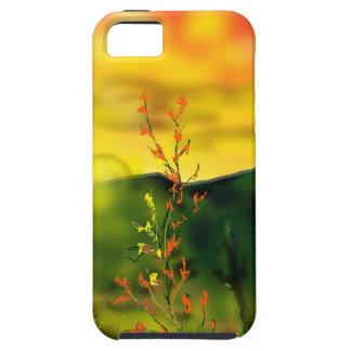 Cubierta de IPhone 5 de la puesta del sol del Funda Para iPhone SE/5/5s