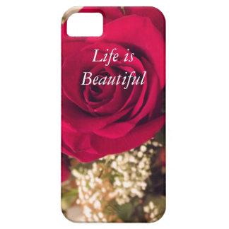 Cubierta de Iphone 5 de los rosas iPhone 5 Funda