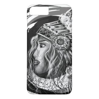 Cubierta de Iphone: Injungirl Funda iPhone 7 Plus