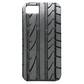 Cubierta de la caja del neumático de coche del iPhone 5 Case-Mate cárcasas