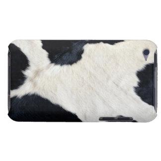 Cubierta de la piel del cuerpo de la vaca barely there iPod carcasa