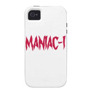 CUBIERTA DE MANIAC-I IPHONE iPhone 4 FUNDAS