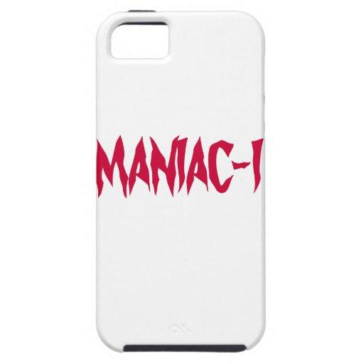 CUBIERTA DE MANIAC-I IPHONE iPhone 5 Case-Mate CÁRCASA
