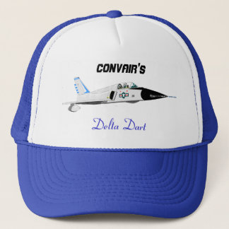 Cubierta del dardo del delta gorra de camionero