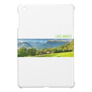 Cubierta del iPad de Annecy del lago