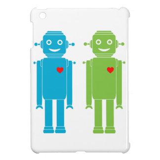 Cubierta del iPad gay de los robots de LGBT mini