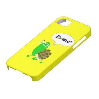 Cubierta del iPhone 5 de la tortuga del friki iPhone 5 Case-Mate Coberturas