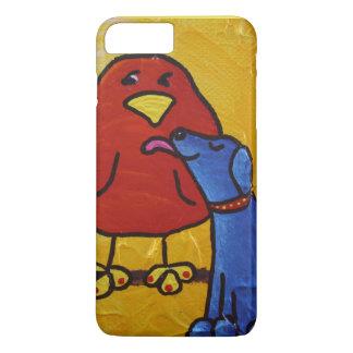 Cubierta del iPhone de LimbBirds Funda iPhone 7 Plus