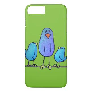 """Cubierta del iPhone de LimbBirds """"pequeño Brother Funda iPhone 7 Plus"""