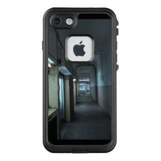 cubierta del lugar del iphone 7