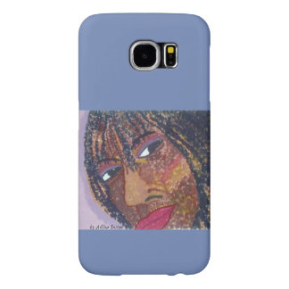 Cubierta del teléfono de la galaxia S6 de Funda Samsung Galaxy S6
