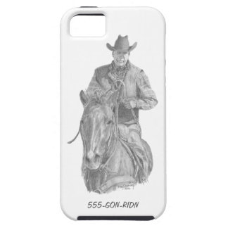 Cubierta del vaquero GON-RIDN (iPhone 5/5s) Funda Para iPhone SE/5/5s