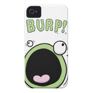 Cubierta divertida del iPhone 4 del monstruo del Carcasa Para iPhone 4 De Case-Mate