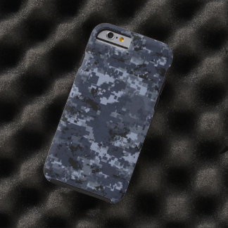 Cubierta dura del iPhone 6 del camuflaje de la Funda De iPhone 6 Tough
