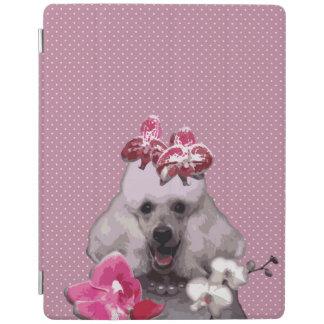 Cubierta elegante del iPad 2/3/4 rosado del