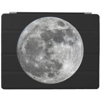 Cubierta elegante del iPad de la luna de Supermoon
