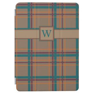 Cubierta elegante del iPad de la tela escocesa del Cubierta De iPad Air