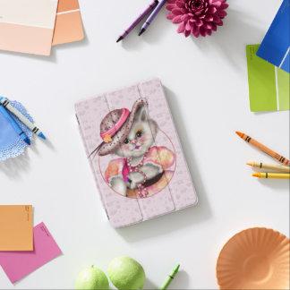 Cubierta elegante del iPad de SEÑORA CAT CUTE mini