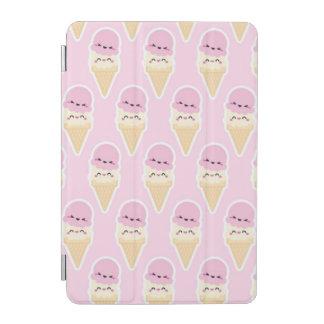 Cubierta elegante del iPad del modelo del helado