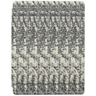 Cubierta elegante del iPad del modelo del vintage Cubierta De iPad