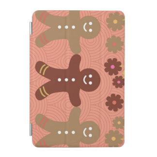 cubierta elegante del iPad del pan de jengibre Cubierta De iPad Mini