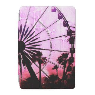 Cubierta elegante del iPad (rosado) de la noria