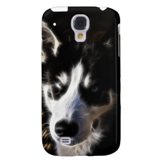 Cubierta fornida del fractal iPhone3G Funda Para Galaxy S4