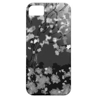 Cubierta Iphone blanco y negro Funda Para iPhone SE/5/5s