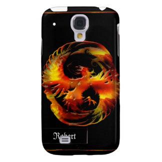 Cubierta llameante mítica de Phoenix iPhone3G