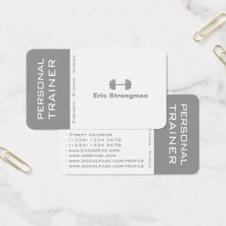 Cubierta moderna del contraste de la fractura tarjeta de negocios