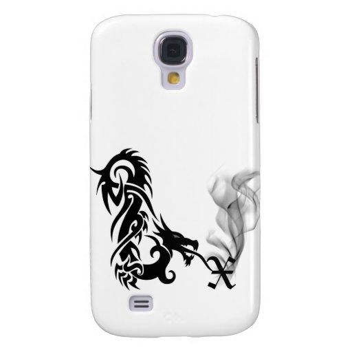 Cubierta negra del monograma X iPhone3G de la resp