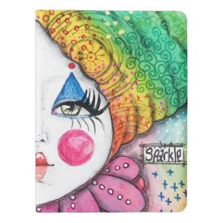 Cubierta original del cuaderno del arco iris del