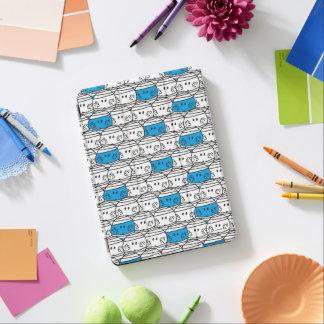 Cubierta Para iPad Air Modelo azul de Sr. Bump el  