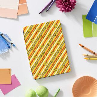 Cubierta Para iPad Air Pequeña Srta. Sunshine el   rojo, modelo amarillo