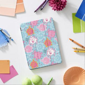 Cubierta Para iPad Air Pequeño modelos rosados de la Srta. princesa   y
